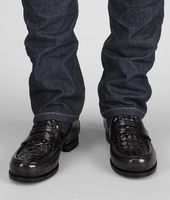 Intrecciato Calf Shoe