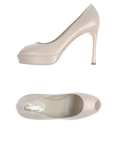 YSL  RIVE GAUCHE - Pumps with open toe