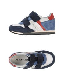BIKKEMBERGS - Closed-toe slip-ons