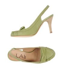 L.A.b - Closed-toe slip-ons