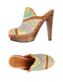 MISSONI - Open-toe mules
