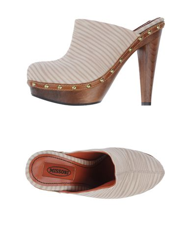 MISSONI - Open-toe mule