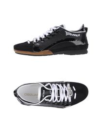 DSQUARED2 Low Sneakers &amp; Tennisschuhe