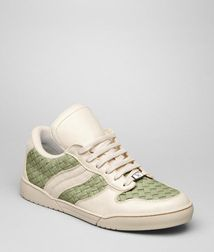 SneakersShoesLeatherBlue Bottega Veneta