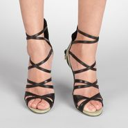 Calf Butterfly Sandal - Sandals - BOTTEGA VENETA - PE13 - 1280