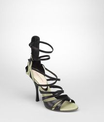 SandalsShoesLeatherBlack Bottega Veneta