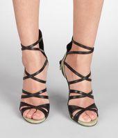 Calf Butterfly Sandal