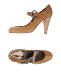 PHILOSOPHY di A. F. - Closed-toe slip-ons