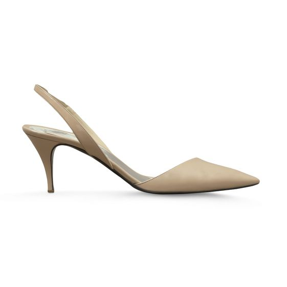 Stella McCartney, Sandali Sling Back Kapoor