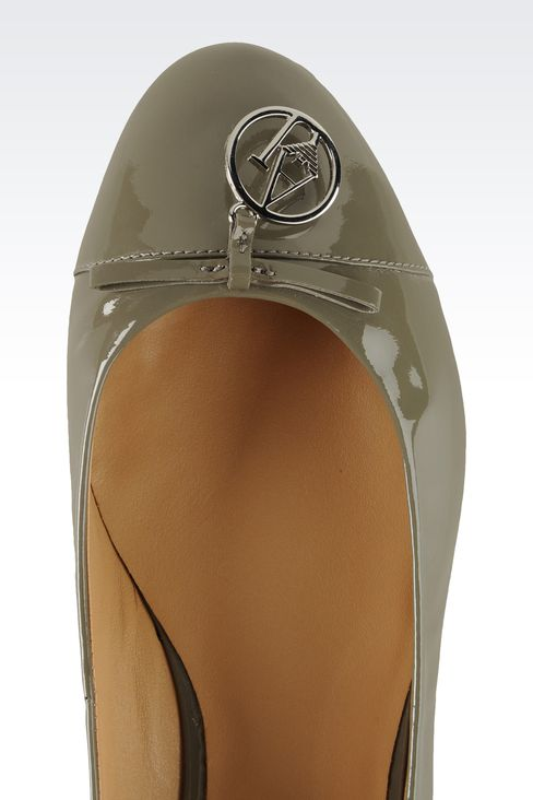 Shoes: Ballet flats Women by Armani - 4
