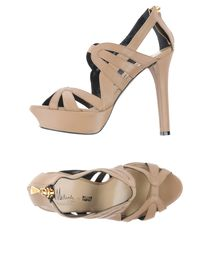 M&#201;CHANTE OF LONDON for WILLIAM TEMPEST - Platform sandals
