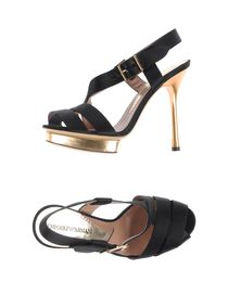 EMPORIO ARMANI - Sandals