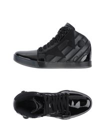EMPORIO ARMANI REEBOK - High-tops