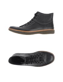 JOHN VARVATOS - High-top sneaker