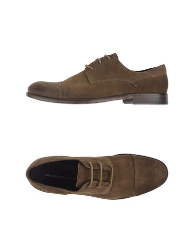 JOHN VARVATOS - Lace-up shoes