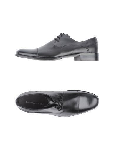 JOHN VARVATOS - Laced shoes