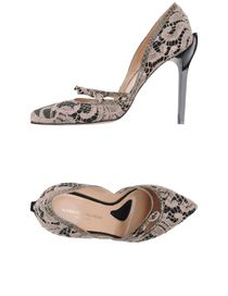 ALESSANDRO DELL'ACQUA - Closed-toe slip-ons