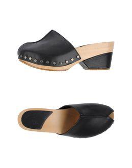 Sandalias con plataforma - LOGAN CROSSING EUR 35.00