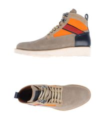 DSQUARED2 - High-top dress shoe