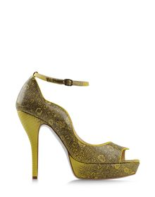 Open Toe Pumps - ZORAIDE