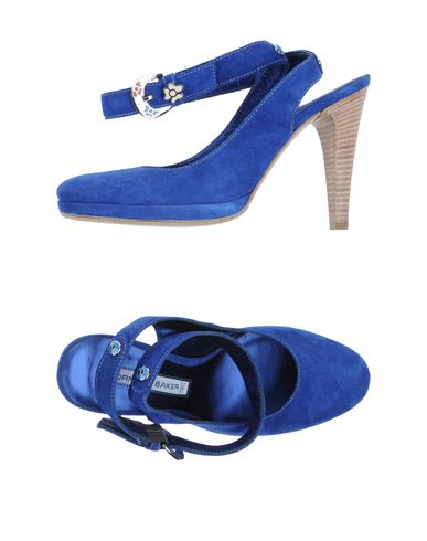 NORMA J.BAKER - Closed-toe slip-ons