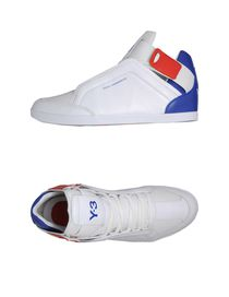 Y-3 High Sneakers & Tennisschuhe