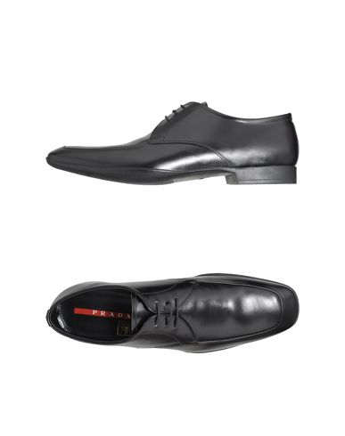 PRADA SPORT - Lace-up shoes