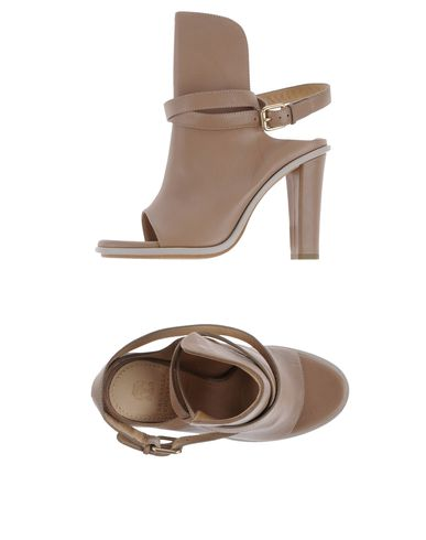 BRUNELLO CUCINELLI - High-heeled sandals