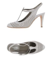 ALBERTA FERRETTI - Closed-toe slip-ons