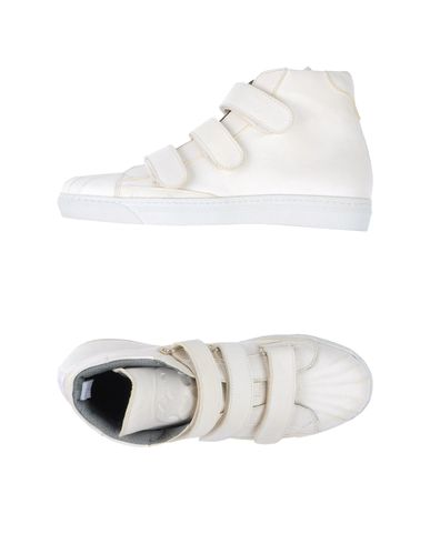 ALEXANDER MCQUEEN - High-top sneaker