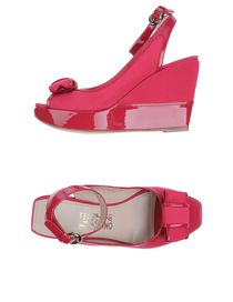 SALVATORE FERRAGAMO - Wedge