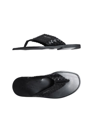 PRADA - Flip flops &amp; clog sandals