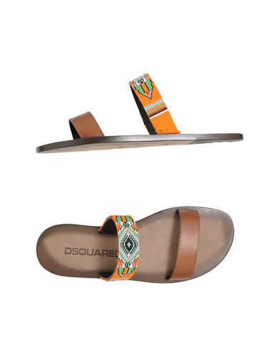 DSQUARED2 - Flip flops &amp; clog sandals