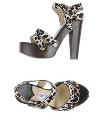 JIMMY CHOO LONDON - Platform sandals