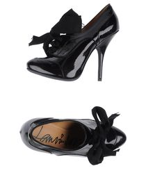 LANVIN - Lace-up shoes