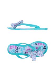 LIU •JO ACCESSORIES - Nu-pieds et tongs