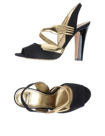 MOSCHINO CHEAPANDCHIC - High-heeled sandals