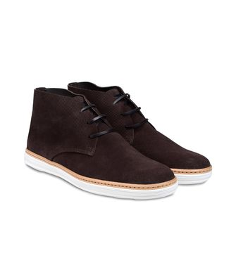 Laced Ankle Boot  ERMENEGILDO ZEGNA