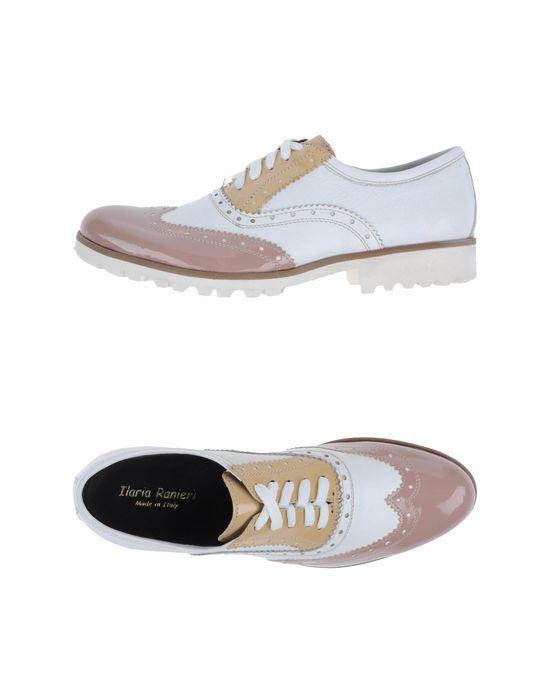ILARIA RANIERI Обувь на шнурках
