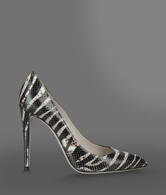 EMPORIO ARMANI - Heeled pump