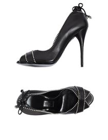 BALMAIN - Pumps with open toe