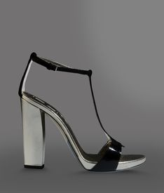 GIORGIO ARMANI - High-heeled sandals