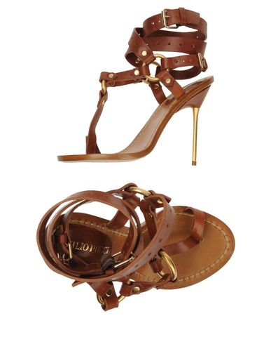 EMILIO PUCCI - High-heeled sandals