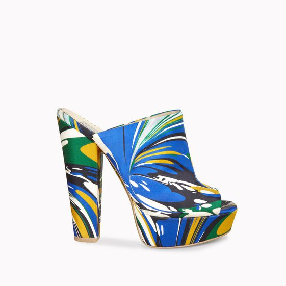 Stella McCartney, Evening Collection Mule 