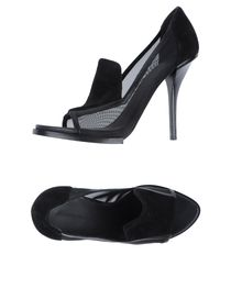 ALEXANDER WANG - Pumps with open toe