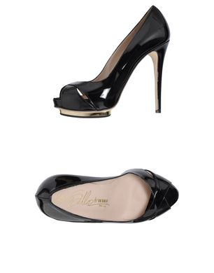 ENIO SILLA for LE SILLA - Pumps with open toe