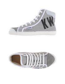 KAWASAKI - High-top sneaker