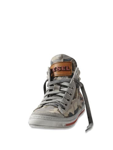 Footwear DIESEL: MILIRARY MID CH