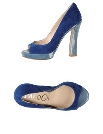PACO GIL - Closed-toe slip-ons