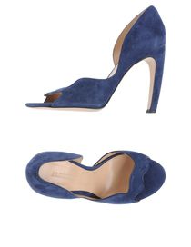 JIL SANDER - Courts with open toe